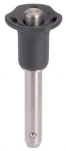 button flight ball lock pin